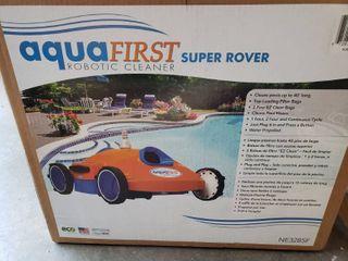 AquaFirst Super Rover Robotic Pool Cleaner