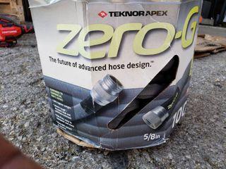 Apex Zero G lightweight Kink Free 5 8 x 100 Garden Hose