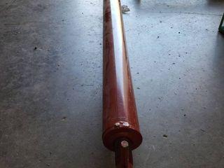 Tapco 7 ft to 7 ft 4 in Steel Adjustable Building Column