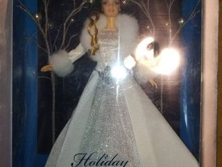 2003 Special Edition Winter Fantasy Holiday Visions Barbie