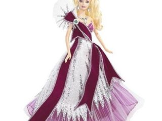 Barbie Commemorative Holiday 2005 Doll