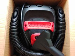 Shop vac 2 5 gallon 2 5 hp Handheld Wet dry Shop Vacuum