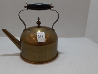BRASS TEA KETTlE