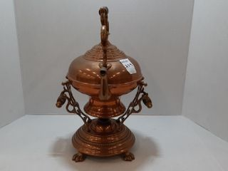 COPPER HOT WATER POT