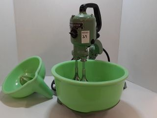 MAGIC MAID MIXER WITH BOWl