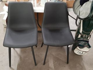 2  DINING CHAIRS