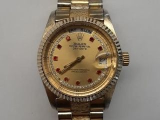 MENS WATCH  ROlEX    IMITATION   NOT REAl
