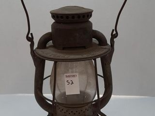 DIETZ VESTA NEW YORK CENTRAl lANTERN