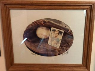 George Brett limited Edition Photo