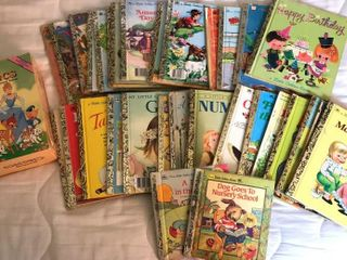 Collection of little Golden Books  Disney Classics
