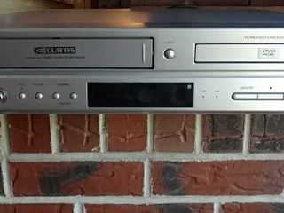 Curtis Cassette Recorder   VCR DVD Player