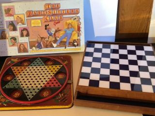 Checkerboard  Chinese Checkers  And Board Game