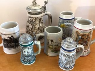 7  Hunting   Outdoors Steins