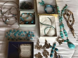 Turquoise   Turquoise like Jewelry