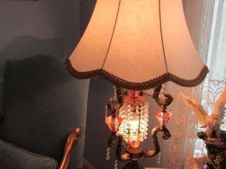lamps  Matching Pair  37  H