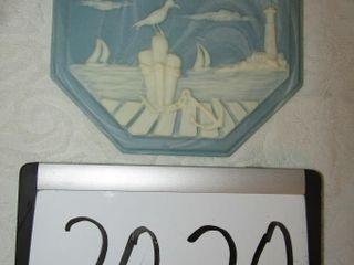 Robert Nemith signed Nautical scene