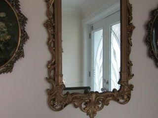 Mirror 30 5  x 16 5