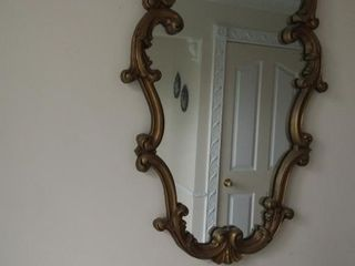 Mirror 24 5  H x 15 25  W