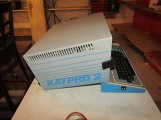 Kaypro 2 Computer  condition unknown  with P