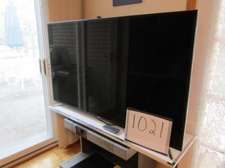 Samsung 55  4 K Ultra HD 3 D Smart lED Television
