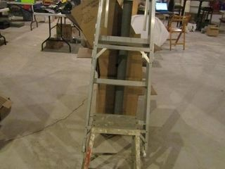 ladders   single step and two step