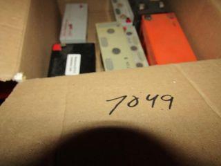 Hugin 1000 watt UPS  4 cargo straps  and more