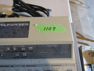 Panasonic Digital Audio Video Mixer