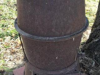 Buckeye Colony Brooder