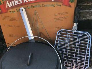 Camp Cooking Set
