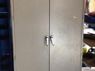 3IJ x 6 5IJ x 18  Metal Storage Cabinet