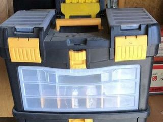 Stacking Rolling Toolbox  like New