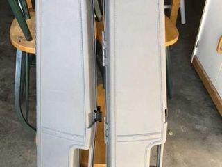 2  Gun Guard Plastic Gun Cases