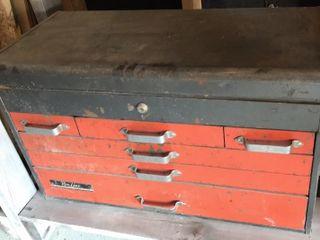Rem line Multi drawer locking Metal Toolbox