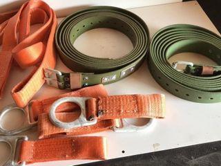 2  W  M  Bashlin Co  Tie Down Belts  Strap Joints