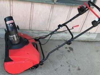 Power Smart Electric Snowblower