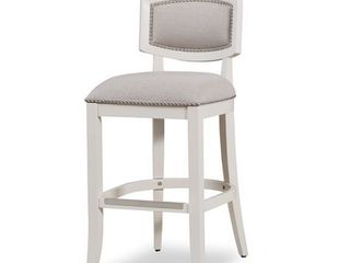 Aspen Antique White Counter Height Stool