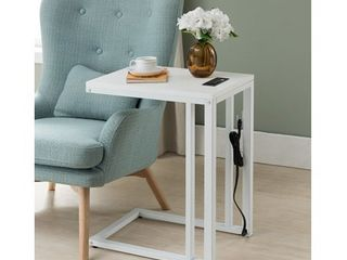 Soho C table w  Charging Station