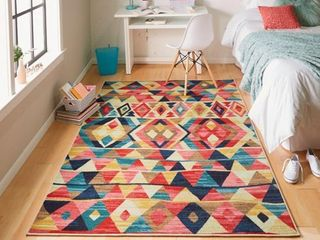 Mohawk Home Crowley Printed Area Rug   8  x 10