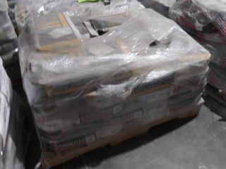pallet of total flex universal mortar and self leveling underlayment