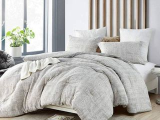 Zaw Zen Comforter   100  Yarn Dyed Cotton  Retail 146 99 KING