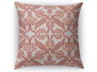 IZNIK RUST Accent Pillow By Kavka Designs