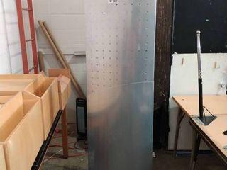 Metal Hidden Classroom Coat wrack