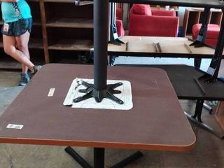lot of Two Square tables
