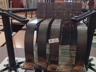 Metal Bench Frame
