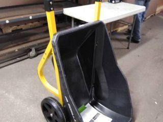 gorilla cars evolution yard cart 7 cu ft