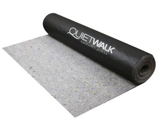 MP Global Products QuietWalk lV 100 Sq Ft Underlayment for luxury Vinyl Flooring