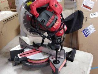 craftsman 10 inch chopbox with broken leg