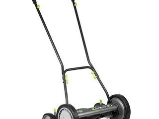 Earthwise 16  5 Blade  Push Reel Mower