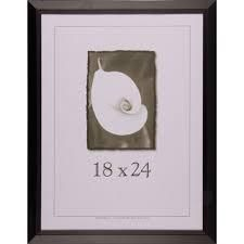 Affordable Black Frame  18  x 24