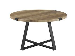Carbon loft Barnett 31 inch Round Coffee Table  Retail 159 49